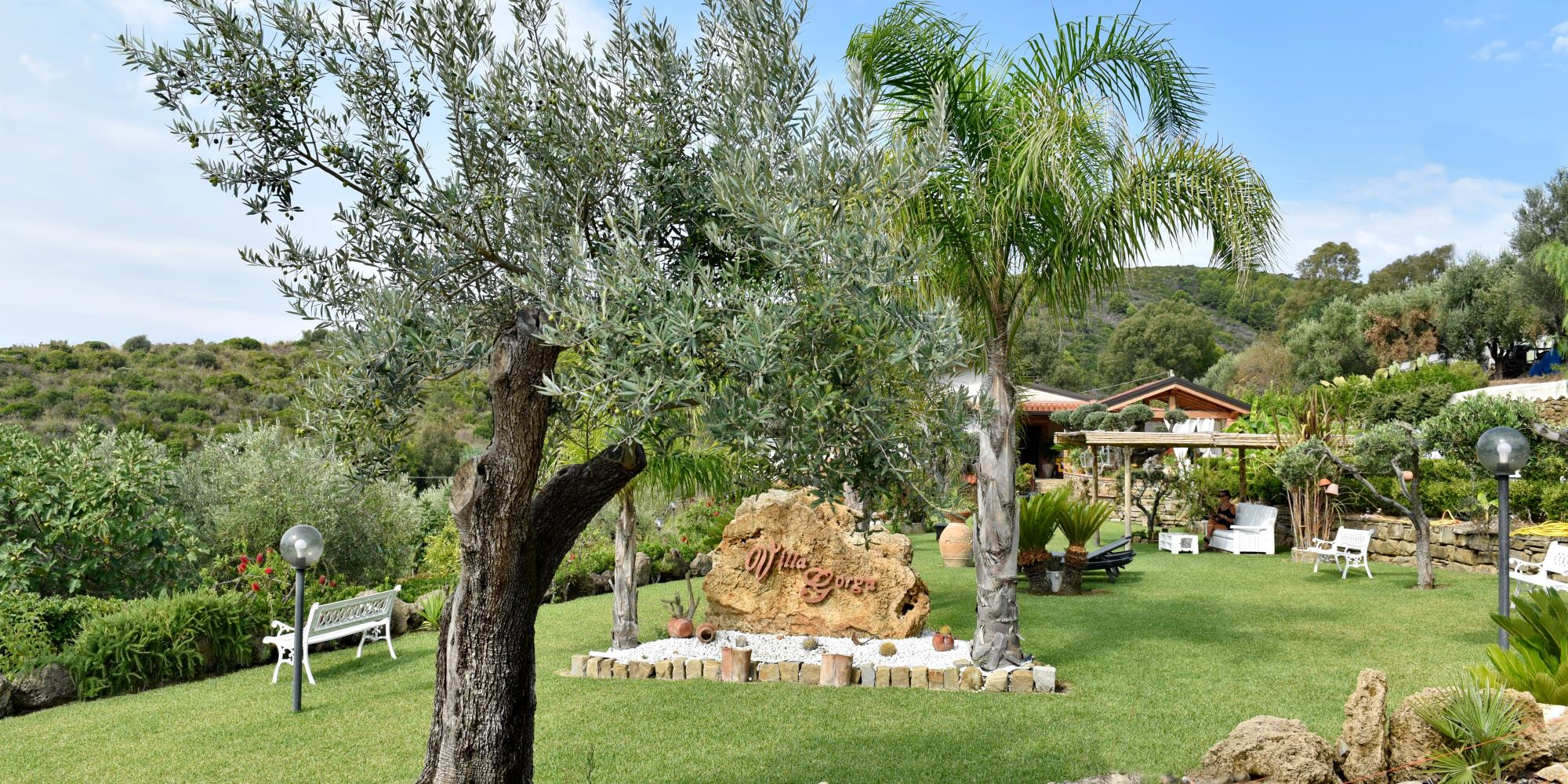 Bed & Breakfast Villa Gorga